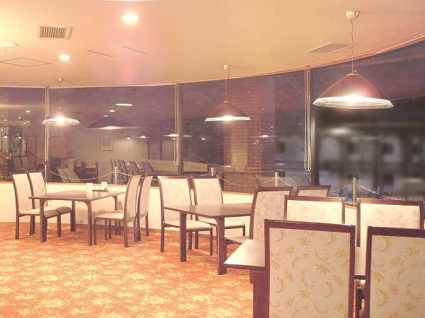【レストラン「山波」】夕食・朝食はレストランでお召し上がりください