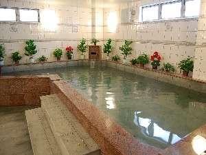 女性用大浴場も広々とした造り。
