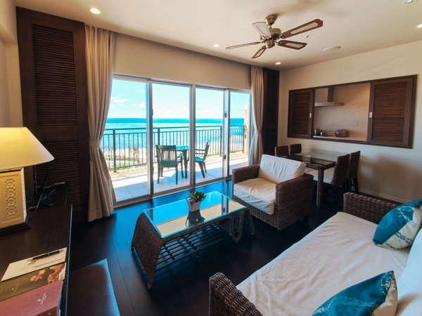【コンド棟】スイート(62~84平米) 開放的な広さと、洋室、和洋室の2タイプのお部屋を用意しております