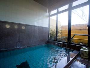 富士山の天然水のお風呂はいつでもご入浴いただけます☆資生堂アメニティ完備☆