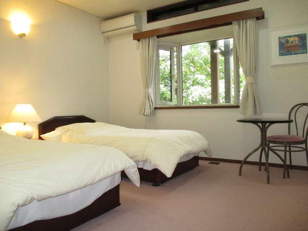 ベッドルーム(洋室)