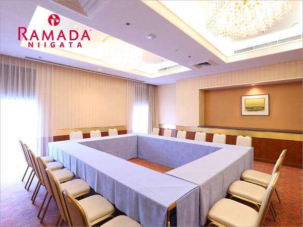 ☆ラマダ施設☆様々なタイプ別で会議や講演会が可能♪