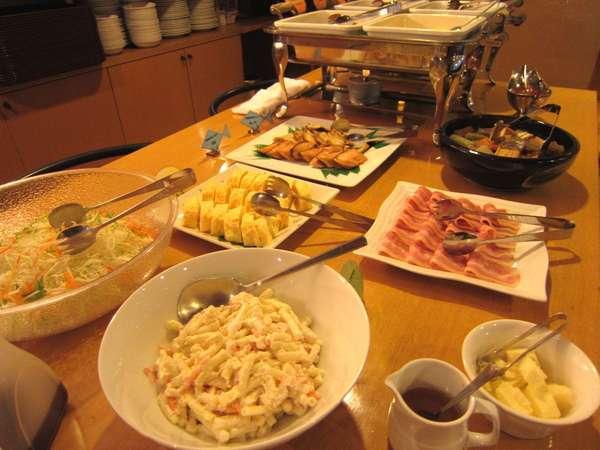 朝食(和洋バイキング)イメージ