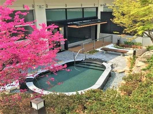 【露天風呂】2019年4月26日露天風呂オープンいたしました