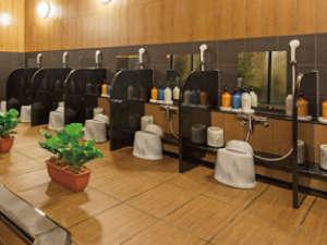 【男女別】人工温泉大浴場 ご利用時間⇒15:00~2:00_5:00~10:00