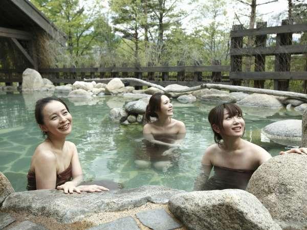 全23種の湯殿にご入浴下さい。
