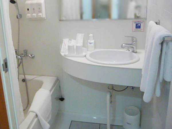 バス+洗面台全室バスとトイレ別