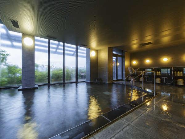 *天然温泉/北信五岳展望の大浴場