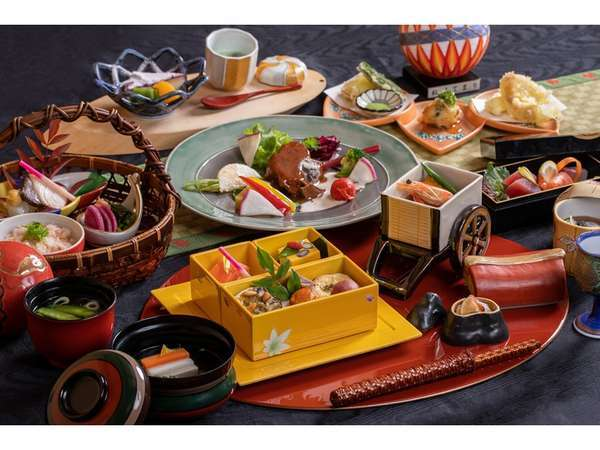【追分屋旅館】和とモダン,洗練された[雅]と[食]が出会う癒しの宿で-美食と湯巡り