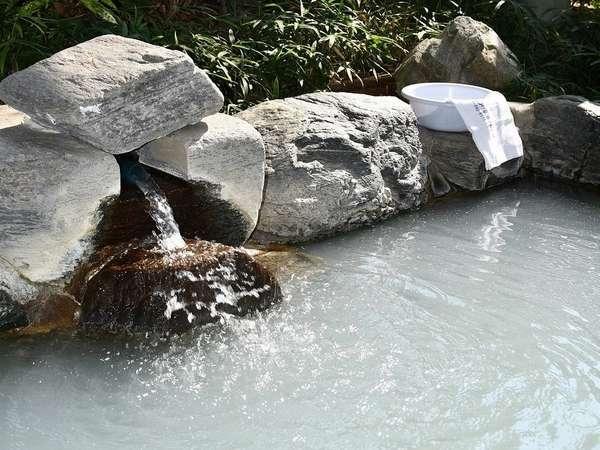 梅の湯 露天風呂天然温泉 美白の湯お肌つるつるpH103