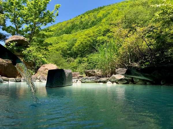 【七味温泉ホテル渓山亭】まろやかな源泉かけ流し温泉 珠玉の美湯に出会う深山の宿