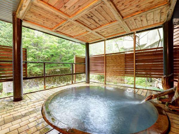 *【大浴場】会津八湯