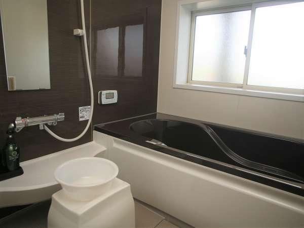 【スーペリアタイプ】独立浴室の一例です。