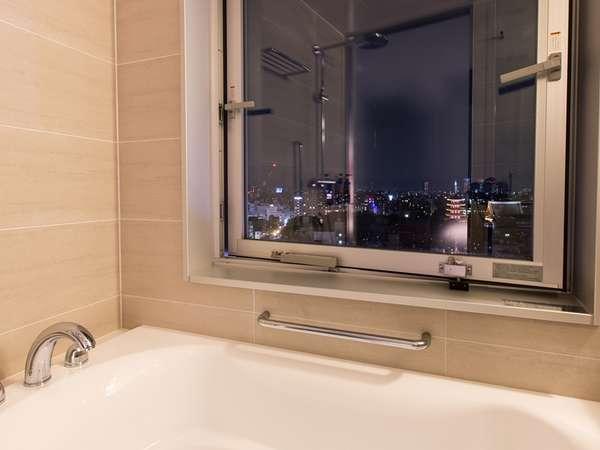 Suite ザ・ゲート ツイン(58㎡)ビューバス~バスルームイメージ~