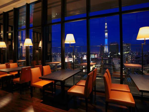 R restaurant & bar(13F)