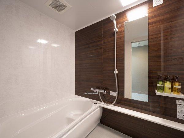 スタンダードルーム:使いやすいお風呂です