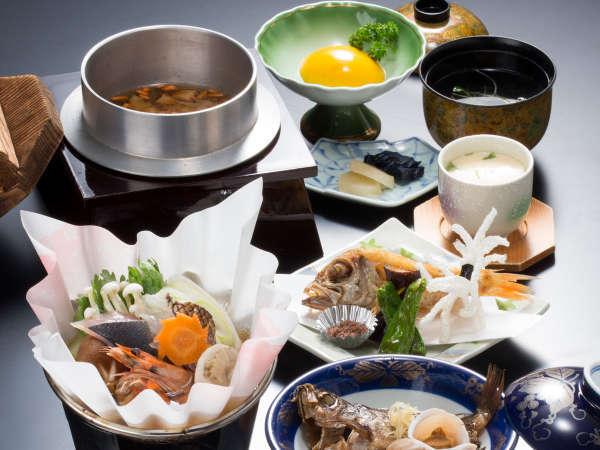 *隠岐名物!海の幸をたっぷり盛り付けた豪快料理をお召し上がり下さい!