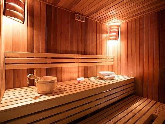 【大浴場】サウナでリラックス♪※男湯のみサウナがございます♪