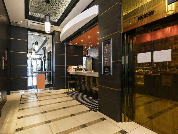 ■ホテルロビー エレベーターホール