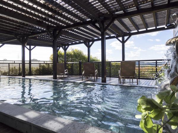 【天然温泉 ホテルエリアワン広島ウイング (HOTEL AREAONE)】天然ラジウム温泉でゆったり♪自家源泉100%(獅子伏温泉)