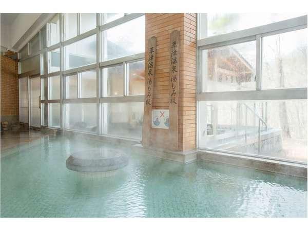 伊東園ホテル 草津:大浴場
