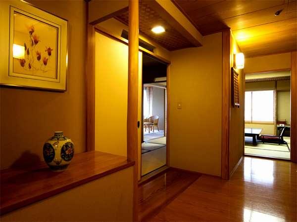 ■「本館 特別室」くつろぎ感にあふれたお部屋