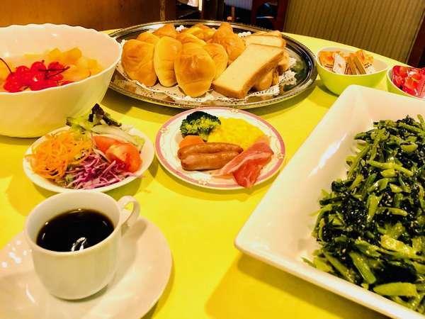 ファンも多いサンルート栃木の朝食ビュッフェ♪しっかり食べてエネルギーチャージ☆