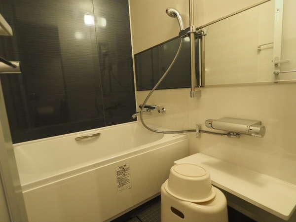[ツイン・トリプル]バスルーム(H30年6月リニューアル)