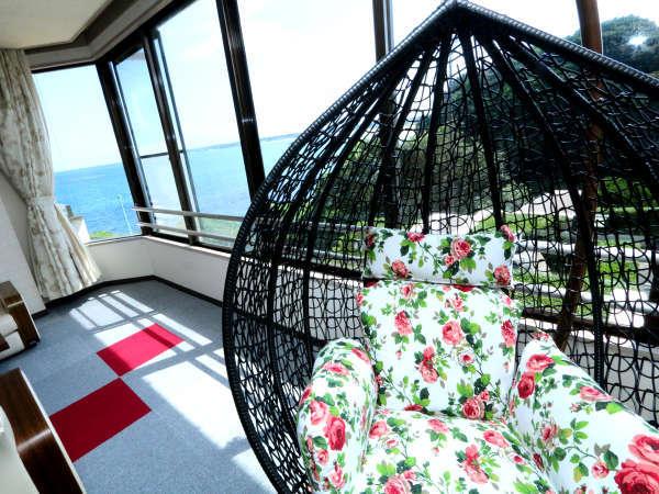 当館は安乗でも数少ない、全室で海が見える宿泊リゾート施設♪