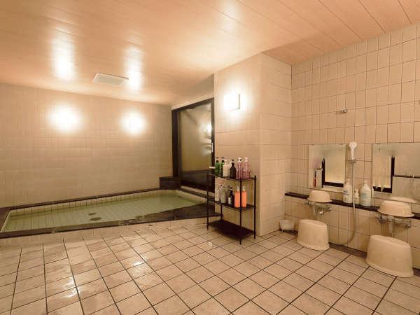 *[大浴場一例]シャンプーバイキングあり!足を延ばし、ゆっくりと温泉をお楽しみ下さい