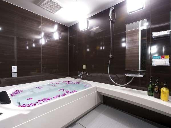 お風呂は全客室ジェットバスつき!
