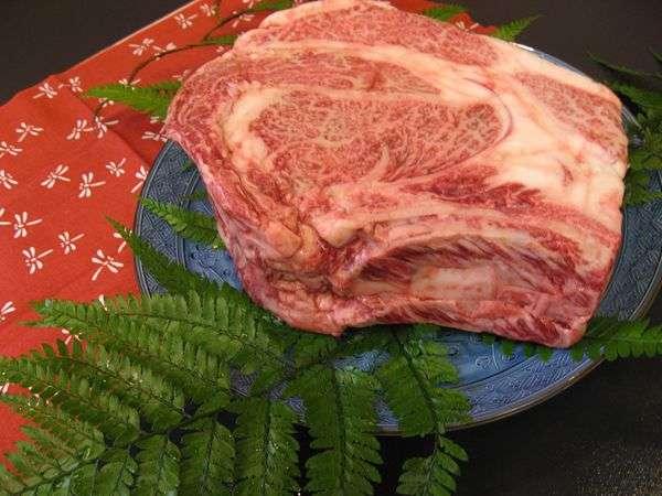 神奈川県南足柄生産の相州牛です。