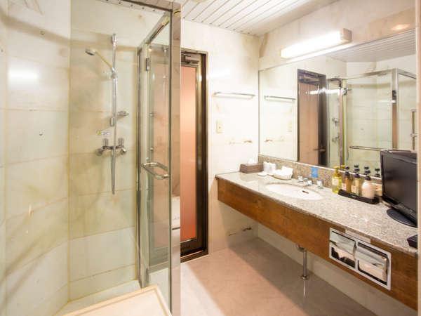 一般客室 バスルーム