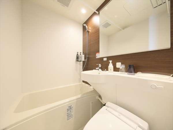 【スタンダード1ベッドルーム】バスルーム