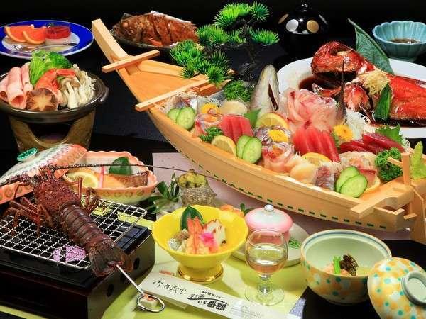 【和みの宿 弓ヶ浜いち番館】全てのご夕食に地金目鯛の姿煮が付く!人気のアットホームな温泉宿
