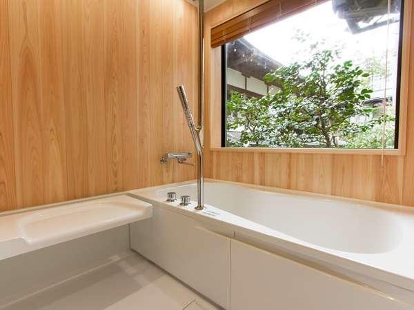 上級和室お風呂