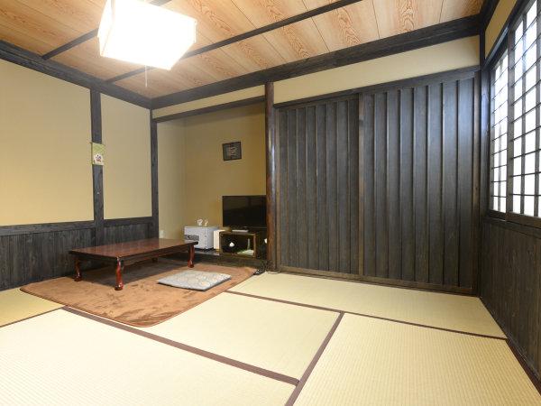 *【新館客室】畳のお部屋でごゆっくりとお寛ぎ下さい。