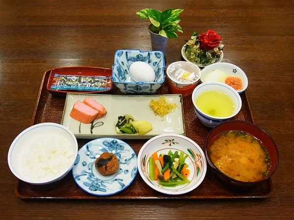 【ご朝食】必要な方はチェックイン時にご注文下さい(別途500円)