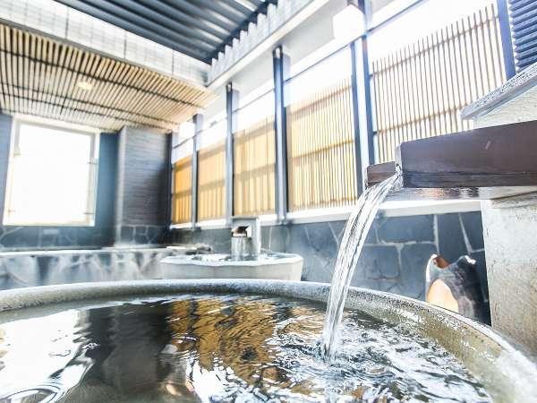 展望大浴場(15F):男性大浴場露天