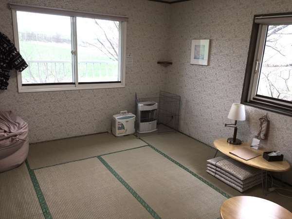 客室一例(1-4名様用和室)