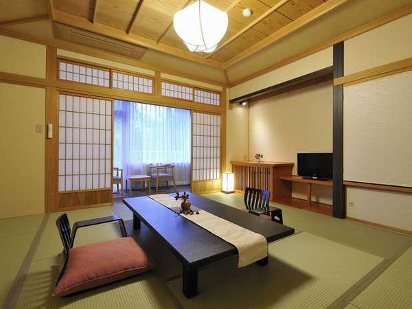 清流亭:標準和室