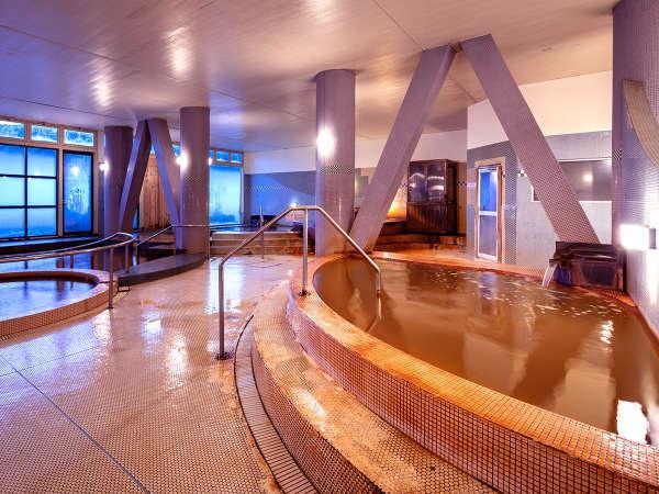 かの太閤秀吉も愛したという有馬温泉の『太閤の湯』と同じく、鉄分豊富な名湯『九十九島温泉』