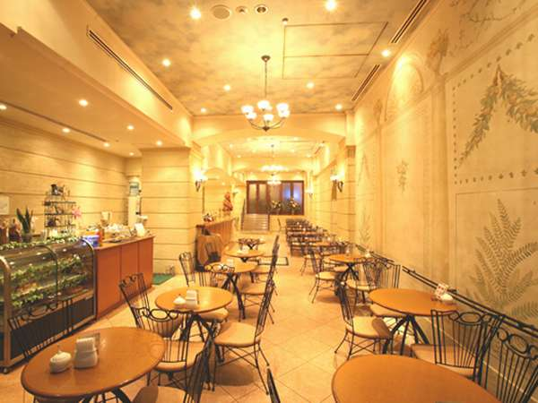 Caffe & Bar ERCOLANO(店内)