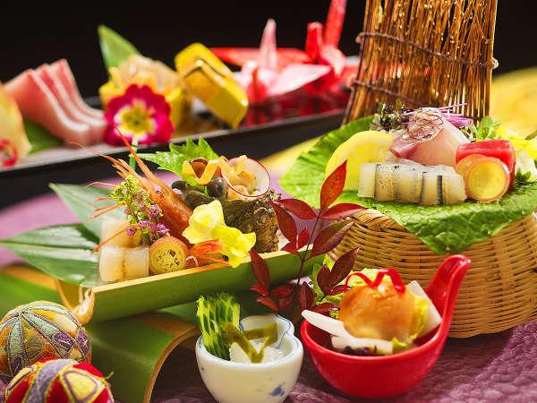 ■料理一例■甘みと旨味が両方備わった日本海の鮮魚。素材の味を楽しんでいただけるよう丁寧に調理。