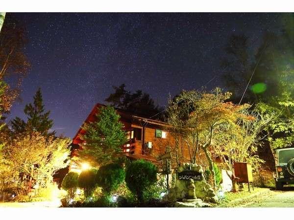 星空のジョバンニの小屋