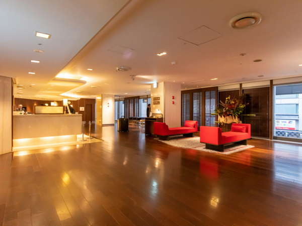 3階フロントロビー