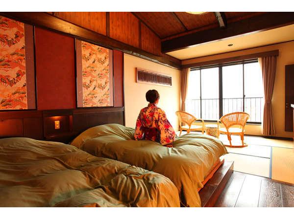 【伊豆河津浜温泉 河津海苑】全7室の隠れ家。貸切露天無料、全室オーシャンビュー