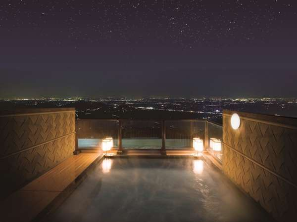 【筑波山温泉 つくばグランドホテル】関東平野の絶景を湯とともに味わいながら、心ゆくまでつくば旅を。