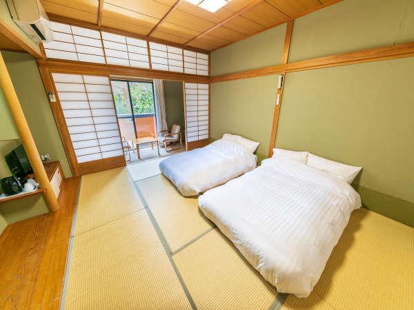 畳でホッと一息のんびり過ごせる和室 【ローベッドマットレスタイプ】