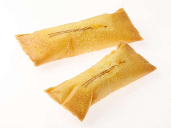 【ホテルの工場で作るお菓子】高知のお土産菓子で一番売れている「かんざし」をつくっています。